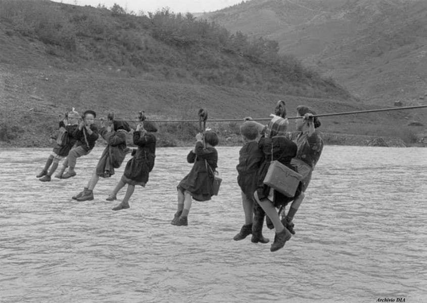 Bambini di Giugliano 1959